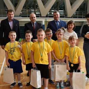 Paraolimpiada Przedszkolaków